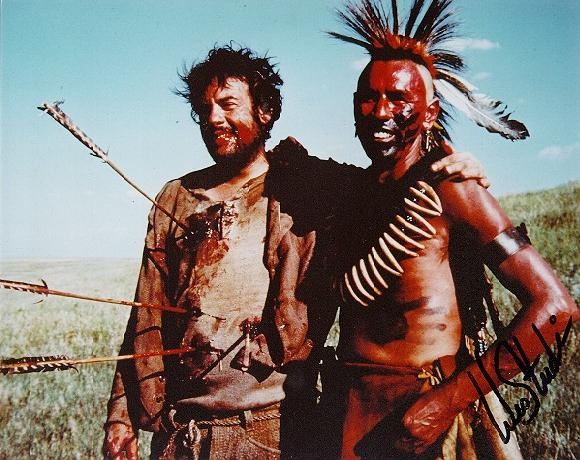 debunking the stereotypes of native americans in the film dancing with wolves Dances with wolves is one of the most important motion pictures to ever come   the film still goes a long way in bringing a snapshot of native american culture.